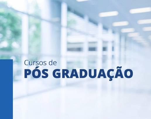 Cursos de Pós Graduação