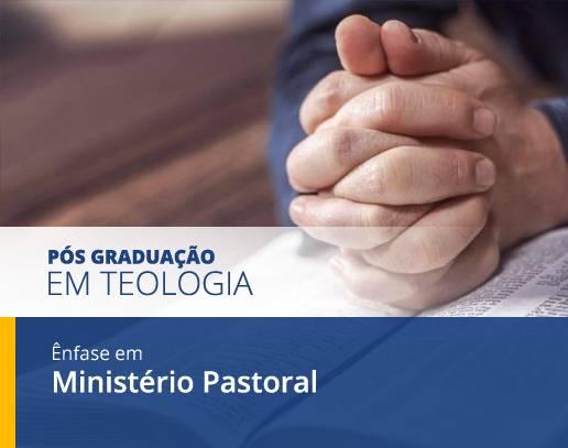 cursos de-pos graduação em ministerio pastoral